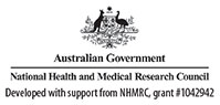 Australian Government - National Health and Medical Research Council